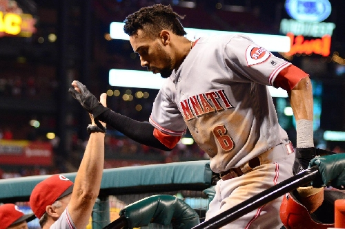 Billy Hamilton trade rumors - Rangers may be interested in Cincinnati Reds centerfielder