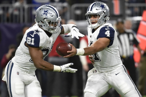 Giants-Cowboys odds: Dallas a 3-point favorite over New York