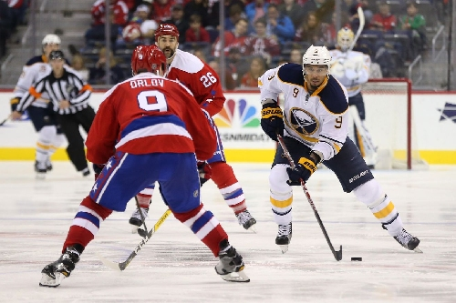 Sabres at Capitals Coverage: Game #25