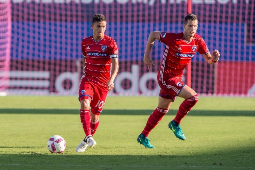 Mauro Diaz and Matt Hedges named to MLS Best XI for 2016