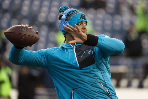Ron Rivera says discipline for Cam Newton was not a big deal