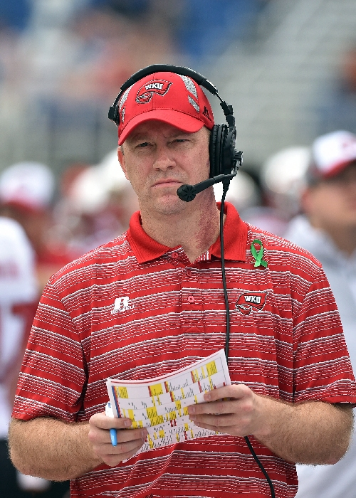 Seven things to know about Purdue coach Jeff Brohm