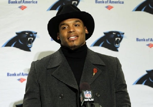 Carolina coach 'very comfortable' with choice during 'learning opportunity' for Cam Newton