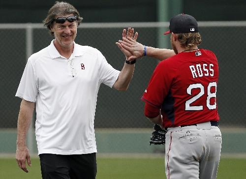 Bob Tewksbury, former Red Sox mental skills coach, lands job with San Francisco Giants