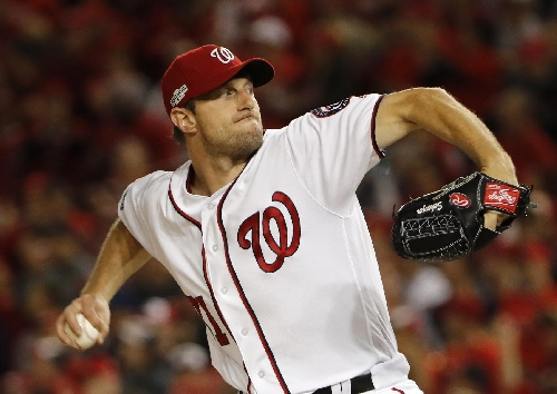 Scherzer, Posey, McCutchen commit to play for US at WBC The Associated Press