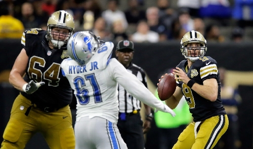 New Orleans Saints aware of their tenuous spot in NFC South standings