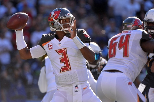 Jameis Winston's patience and vision put the Buccaneers in the playoff hunt