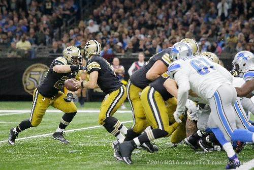 Drew Brees 10th overall in Pro Bowl voting, John Kuhn leads all fullbacks