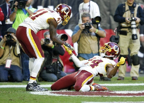 Redskins' Blackmon, Long in NFL's concussion protocol The Associated Press