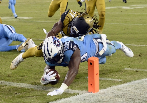 Tied atop AFC South, Titans focus on Denver, not playoffs The Associated Press