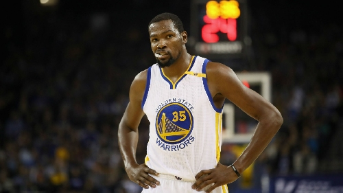 Kevin Durant's favorite NBA player is not on the Warriors
