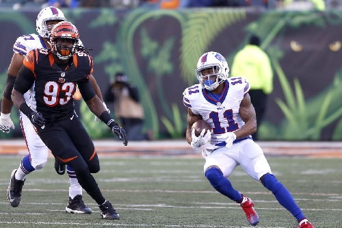 Percy Harvin's return from retirement unceremoniously ends on injured reserve