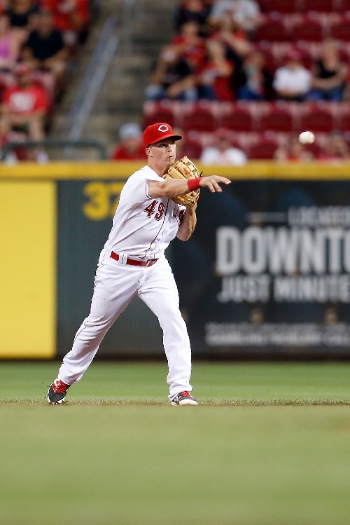 #Reds outright Renda to AAA-Louisville