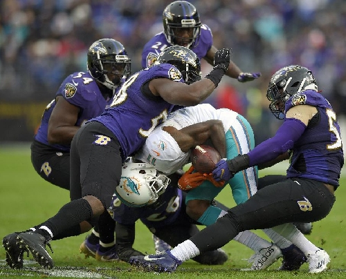 With lopsided loss, Dolphins lose control of playoff fate The Associated Press