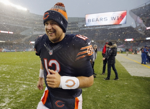 Bears gain confidence from rare win with young lineup The Associated Press