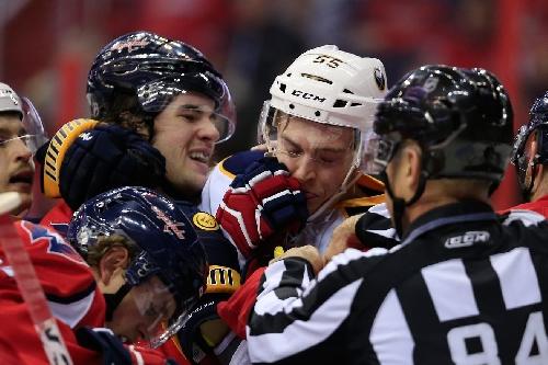 Capitals vs. Sabres: Game 24 of 82
