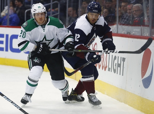 Struggling Avalanche try to get on track during 4-game trip The Associated Press