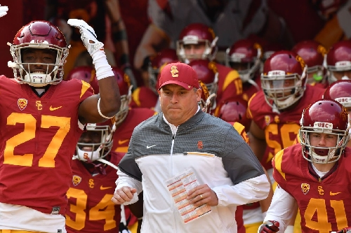 Clay Helton Deserves a lot of Credit for USC's Turnaround
