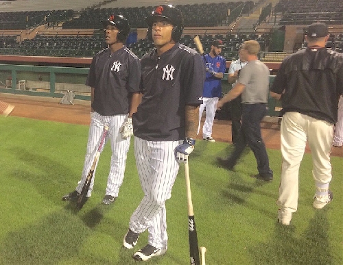 2 Yankees named to Fall League's Top Prospects team; Mets shut out