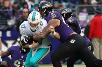 With halted winning streak, Dolphins lose control of playoff fate