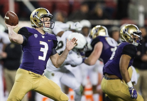 UW's Jake Browning not one of five players invited to Heisman Trophy ceremony