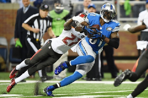 Detroit Lions could face freshly waived CB Johnthan Banks vs. Bears on Sunday