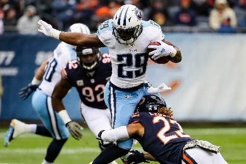 Eye on the Tennessee Titans: Broncos' AFC playoff trial starts in full