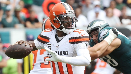 RG3 plans to help the Browns 'not just for these 4 weeks, but into the future'