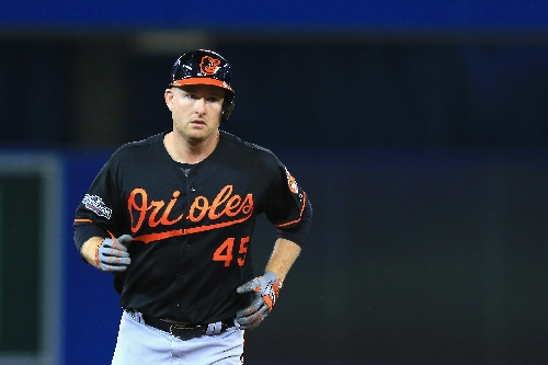 Rockies trying to fill big hole at first base; expensive Mark Trumbo remains long-shot option