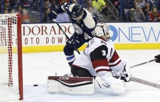 Power-play goals sink Coyotes in Columbus