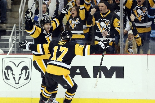 Pens/Sens Recap: Goals a plenty, Pittsburgh shows out in win