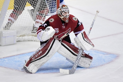 Arizona Coyotes lose in Columbus to rolling Blue Jackets