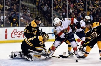 Trocheck can't get Panthers past Bruins in OT