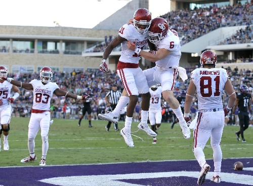 OU's Baker Mayfield: Being a Heisman finalist with Dede Westbrook is a 'dream come true'