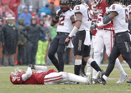 Dede Westbrook talks about the hit that knocked him out of Bedlam -- and why he didn't do himself any favors two nights later