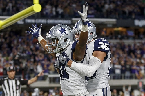 NFL playoff picture 2017: Cowboys clinched a bid in Week 13