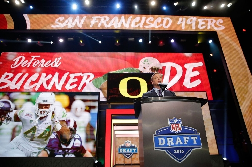2017 NFL Draft order: 49ers at No. 2, Bears, Jets in coin flip situation following Week 13