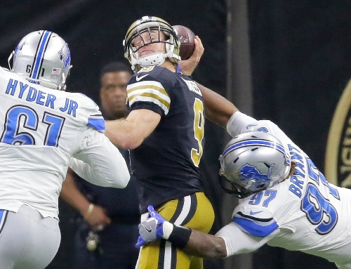 NFL Picks Week 14: Lions feast on Bears; Saints can't handle Bucs
