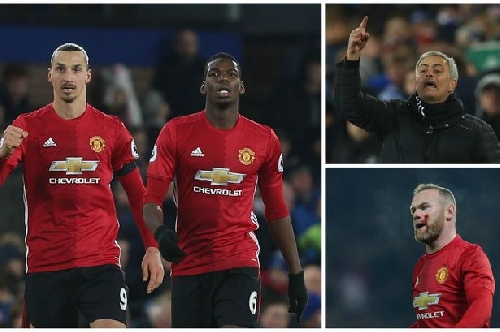 Manchester United duo Zlatan Ibrahimovic and Paul Pogba need the Wayne Rooney treatment