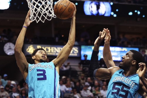 Charlotte Hornets Overcome Ugly Shooting, Beat Dallas 109-101