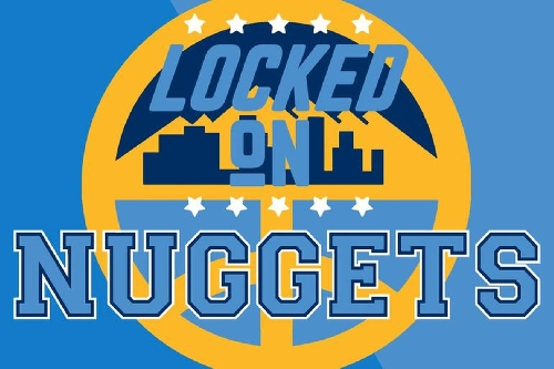 The Denver Nuggets went back to their vets to close out the win over the 76ers.
