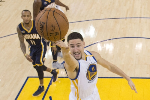 Klay Thompson scores 60 points in just 29 minutes for Golden State