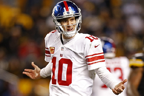 The Giants' offense is sinking to the Browns' futile level