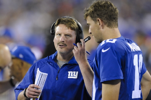 Giants duo has to get offense clicking to wrangle Cowboys