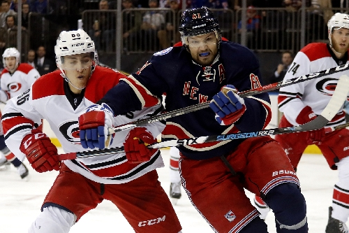 Islanders could be matchup Rangers need to get mojo back