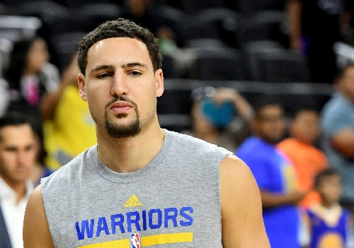 Klay Thompson explodes for 60 as Warriors rout Pacers in NBA