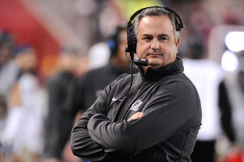 The Baylor coaching search is getting crazy, and it's unclear where Sonny Dykes stands
