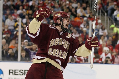 Boston College Hockey vs Northeastern: Game Time, How to Watch and More