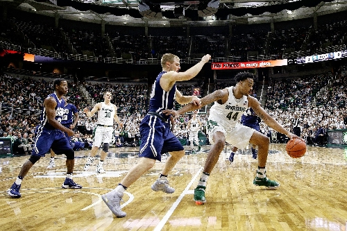 Tom Izzo weighing Nick Ward's heavy contributions against everything else