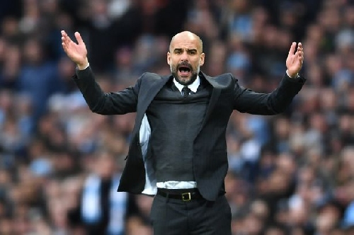 Pep Guardiola impact at Man City already obvious says Celtic manager Brendan Rodgers